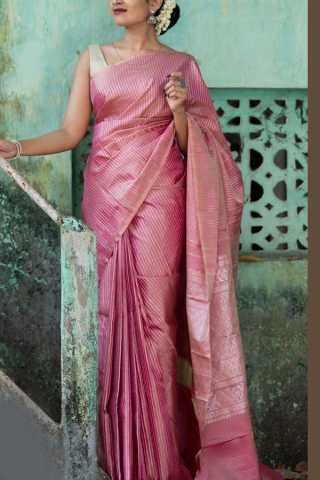 Marvellous Partywear Soft Silk Saree - CD156  30""