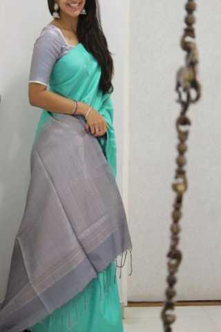 """Ethnic Multi Color Soft Silk Designer Sarees - SB1305  30"""""""