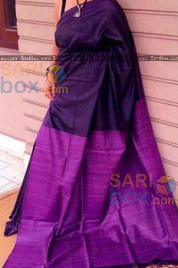 "Lovely Multi Colored Designer Soft Silk Navratri Special Saree - CD276  30"""
