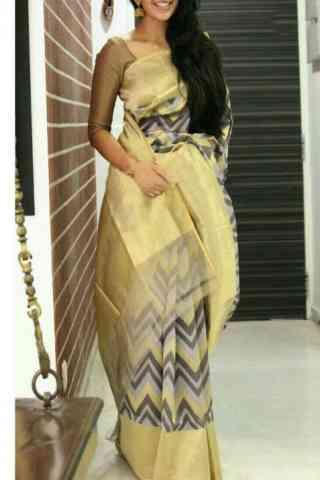 "Charming Multi Color Soft Silk Designer Sarees - SB654  30"""