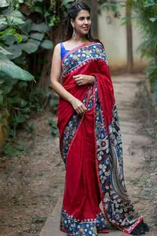"Glammrous Multicolor Color Soft Silk Designer Sarees - SB702  30"""